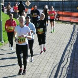 4. Tartu Linnamaraton - Anna-Liisa Karu (2231), Liina-Mari Roolaht (2785)