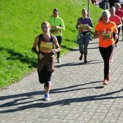 4. Tartu Linnamaraton - Marie Elise Aug (2042), Natalia Tammer (3112), Aira Lõhmus (10055)