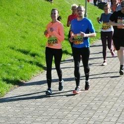 4. Tartu Linnamaraton - Margo Pärn (2090), Marelle Pärn (2720)