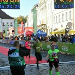 4. Tartu Linnamaraton - Ene Ojaperv (577)