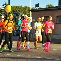 4. Tartu Linnamaraton - Jaanus Pruuli (420), Adeele Arnek (497), Nelli Nilson (591)