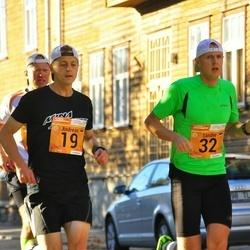 4. Tartu Linnamaraton - Andreas Veeret (19), Sander Lepik (32)