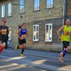 4. Tartu Linnamaraton - Geir Suursild (15), Indrek Reitkam (28), Andres Juursalu (34)
