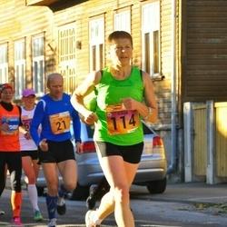 4. Tartu Linnamaraton - Tiit Kibuspuu (21), Vilija Damasickiene (114)