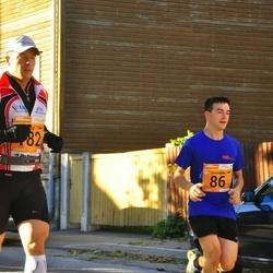 4. Tartu Linnamaraton - Christopher Raastad (86), Alar Lehesmets (182)