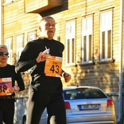 4. Tartu Linnamaraton - Argo Miller (43), Kätlin Aasmaa (88)