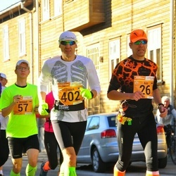 4. Tartu Linnamaraton - Ain Kaare (26), Mihkel Gill (57), Janek Truu (402)