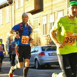 4. Tartu Linnamaraton - Elmo Soomets (221), Björn Puna (399)