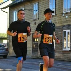 4. Tartu Linnamaraton - Hannes Paananen (129), Toni Kuusisto (130)