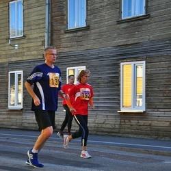 4. Tartu Linnamaraton - Juha Hietanen (135), Nina Tarelkina (152)