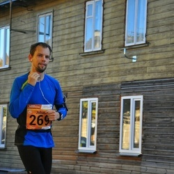 4. Tartu Linnamaraton - Johan Kütt (269)