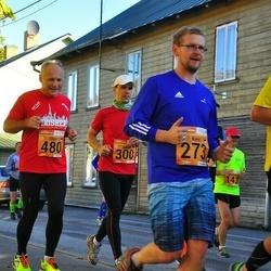 4. Tartu Linnamaraton - Keio Kaljumäe (273), Juhan Haldre (300), Olev Kroon (480)