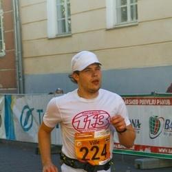 4. Tartu Linnamaraton - Ville Verneri Kuusisto (224)