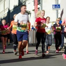 4. Tartu Linnamaraton - Annika Nõmme (2611), Raido Raudsepp (2749)