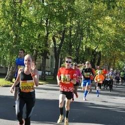 4. Tartu Linnamaraton - Stina Aava (10002)
