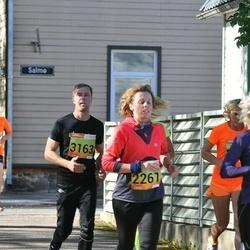 4. Tartu Linnamaraton - Maiken Keldu (2261), Marvin Pirnipuu (3163)