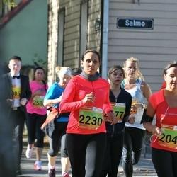 4. Tartu Linnamaraton - Maaja Karp (2230)