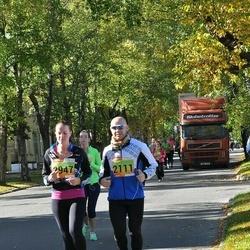 4. Tartu Linnamaraton - Kaarel Hauk (2111), Irene Tillart (2947)