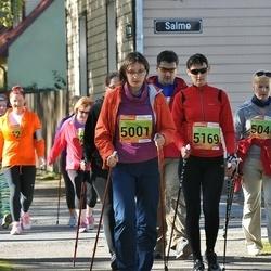 4. Tartu Linnamaraton - Diana Aarna (5001), Viivika Jegorov (5046), Heili Piho (5169)