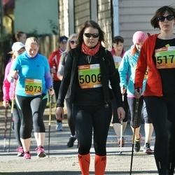 4. Tartu Linnamaraton - Aire Alajaan (5006), Annika Põld (5175)