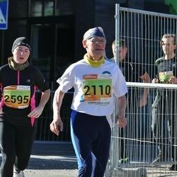 4. Tartu Linnamaraton - Kalle Hansen (2110)