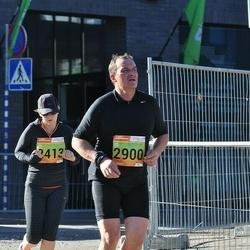 4. Tartu Linnamaraton - Kairi Lainemäe (2413), Priit Tamm (2900)