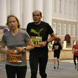 4. Tartu Linnamaraton - Annika Vaher (2200), Tarmo Laht (2412)