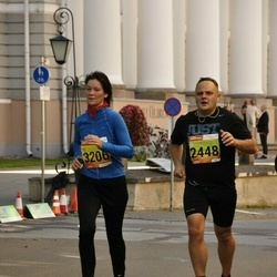 4. Tartu Linnamaraton - Aron Mitt (2448), Margit Perner (3206)