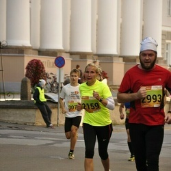 4. Tartu Linnamaraton - Kristi Janson (2159), Andrei Uksov (2993)