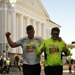 4. Tartu Linnamaraton - Anno Veider (3036), Inar Tätte (3139)