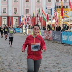 1. Tartu Linnamaraton / Sügisjooks - Anna Adamkova (10003)
