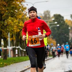 1. Tartu Linnamaraton / Sügisjooks - Annika Vaher (66)