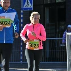 4. Tartu Linnamaraton - Katrin Enno (5023)