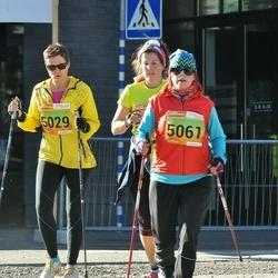 4. Tartu Linnamaraton - Pirje Haljaste (5029), Eve Karina (5061)