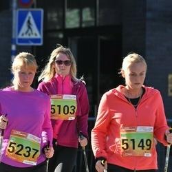 4. Tartu Linnamaraton - Marika Käärmann (5103), Brigitta Mõttus (5149), Merje Teder (5237)