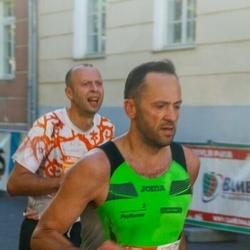 4. Tartu Linnamaraton - Martin Pedai (383)