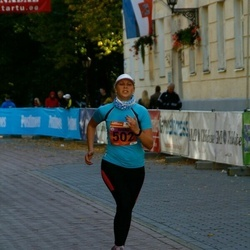 4. Tartu Linnamaraton - Annika Toit (502)