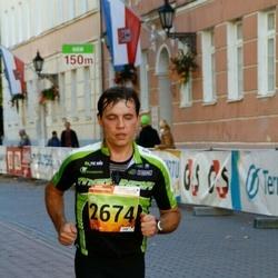 4. Tartu Linnamaraton - Indrek Peterkopf (2674)