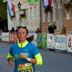4. Tartu Linnamaraton - Geidi Kruusmann (2351)