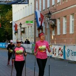 4. Tartu Linnamaraton - Kaja Filatenko (5025), Berit Kroon (5090)