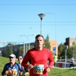 4. Tartu Linnamaraton - Marek Vainumäe (1281)