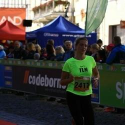 4. Tartu Linnamaraton - Kristiina Laht (2411)