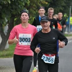 34. Paide-Türi rahvajooks - Arne Pihkva (2365), Kersti Viilup (3003)