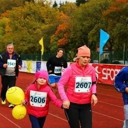 34. Paide-Türi rahvajooks - Adele-Lisette Saar (2606), Kristi Saar (2607)
