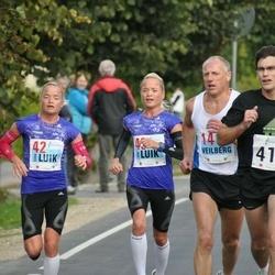 34. Paide-Türi rahvajooks - Ago Veilberg (14), Liina Luik (42), Lily Luik (43), Tarmo Maiste (419)