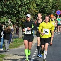 34. Paide-Türi rahvajooks - Arno Bester (107), Steven Raudsepp (630)