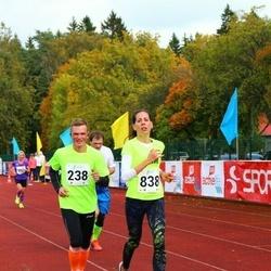34. Paide-Türi rahvajooks - Ando Kangur (238), Stella Täht (838)