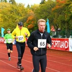 34. Paide-Türi rahvajooks - Egert Akenpärg (65), Ando Kuusik (321)