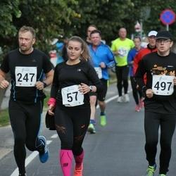 34. Paide-Türi rahvajooks - Anni Adamson (57), Andres Kase (247), Erkki Naaris (497)