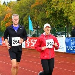 34. Paide-Türi rahvajooks - Jarno Kilmi (266), Brigita Korol (290)